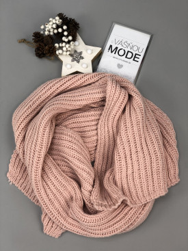 Šál pletený