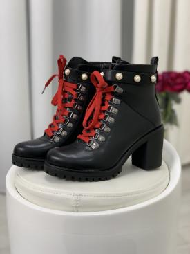 Topánky 9312 čierne