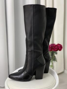 Topánky 1818 čierne