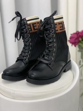 Topánky 181-20 čierne