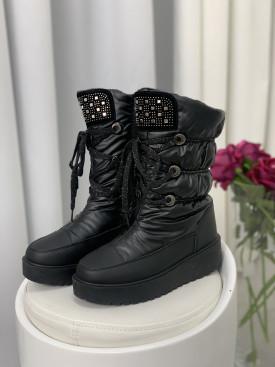 Topánky 8831 čierne