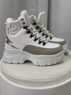 Topánky 104 biele