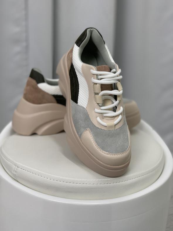 Topánky 31 béžové