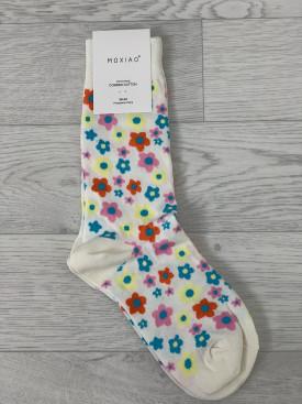 Ponožky farebné sedmokrásky