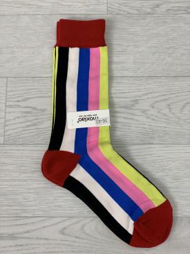 Ponožky zvislé prúžky
