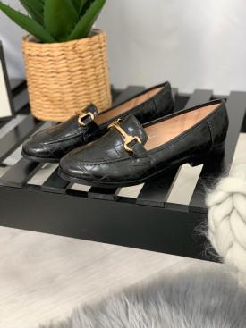 Topánky 356 čierne