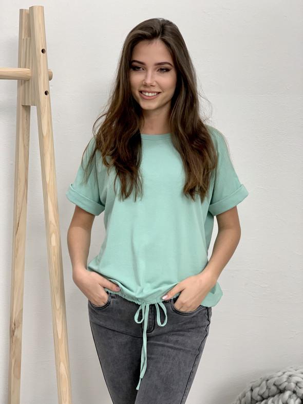 Tričko šnúrka