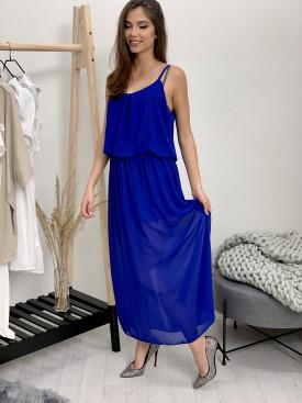 Šaty dlhé jednofarebné