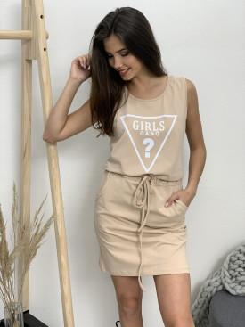 Šaty sťahovačka girls 3680