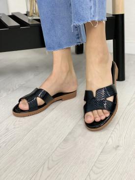 Topánky 125 čierna