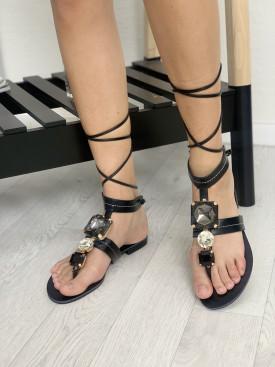 Topánky 126 čierne