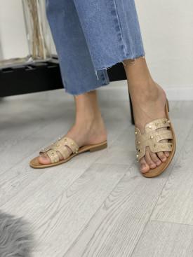 Topánky 131 béžová