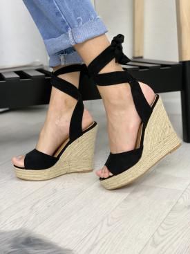 Topánky 135 čierne