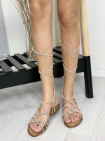 Topánky 152 béžové