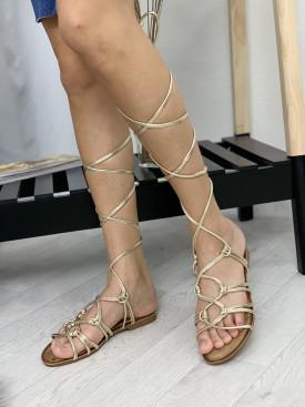 Topánky 152 zlaté