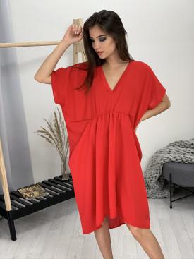 Šaty véčkový výstrih 9860