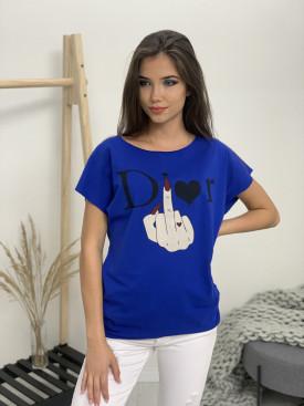 Tričko krátky rukáv finger 3385