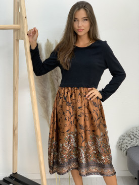 Šaty úpletový vršok 201451