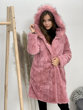 Kabát s kapucňou 606