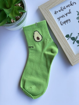 Ponožky avokádo