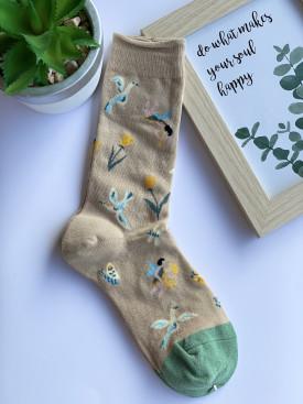 Ponožky bociany anjelik