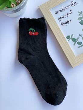 Ponožky cherry