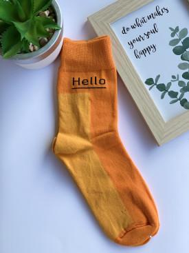 Ponožky HELLO