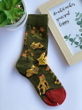 Ponožky mačka