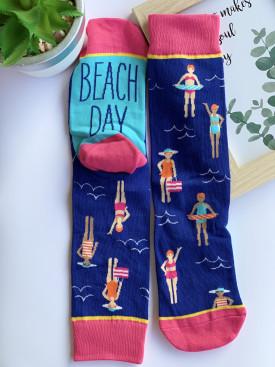 Ponožky beach day