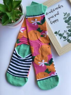 Ponožky pomaranč