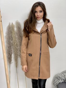 Kabát na zips 19308