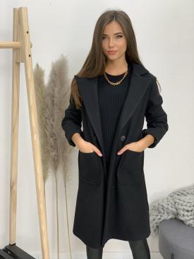 Kabát 2 gombíky s vreckami