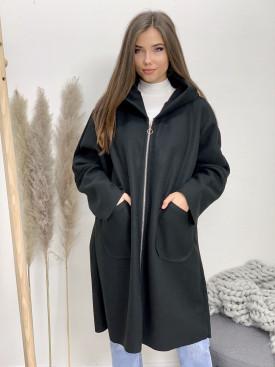 Kabát na zips 25402