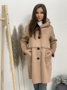 Kabát s kapucňou 71938