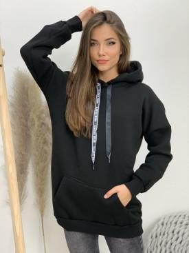 Mikina s kapucňou classic wear