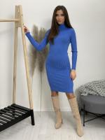 Šaty nad kolená s vrúbkami 2006