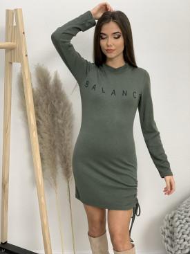 Šaty nad kolená BALANCE 22090