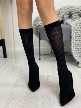 Ponožky malé kvietky