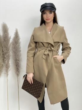 Kabát s opaskom 5079