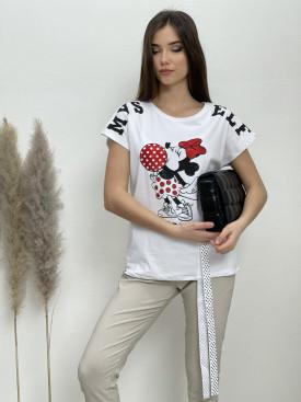 Tričko AMOUR mouse