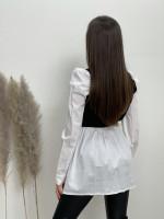 Košile jednobarevný vrch 33020