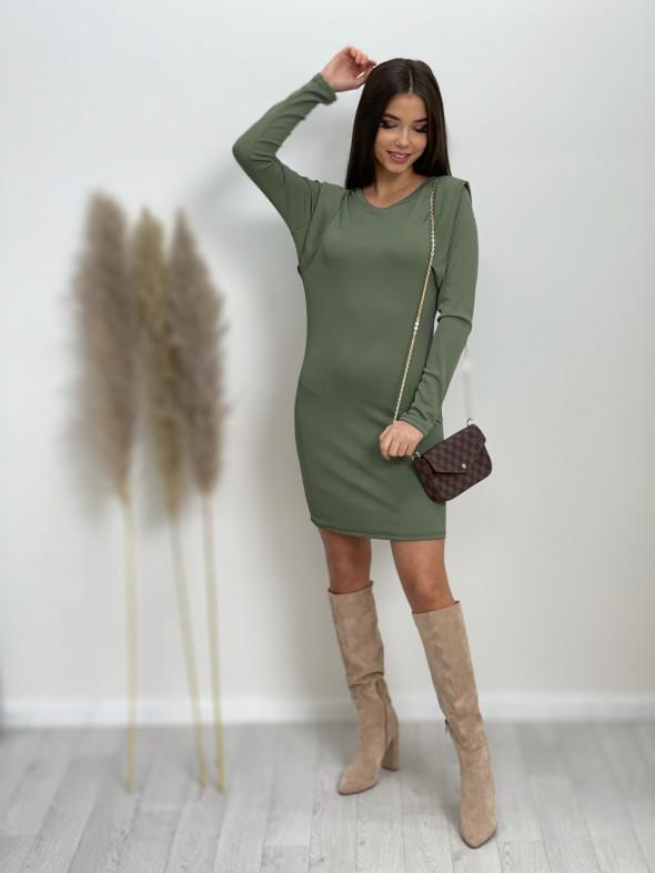 Šaty nad kolená 3069