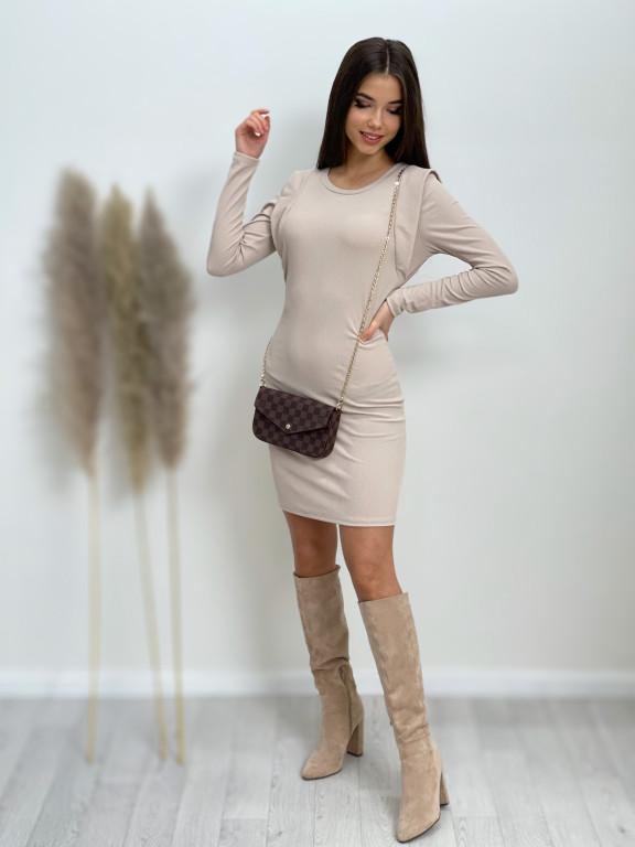Šaty nad kolena 3069