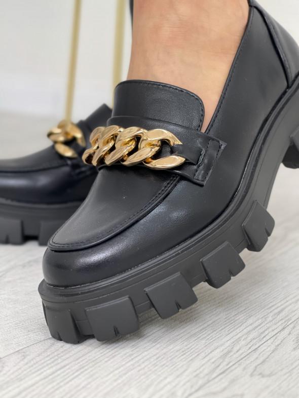 Boty 1117 černé