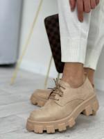 Topánky 1120 béžové