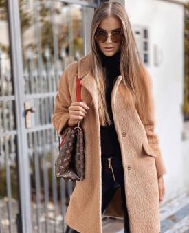 Kabát Teddy 6310