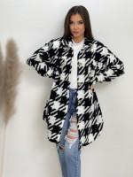 Kabát na gombíky pepito 9468