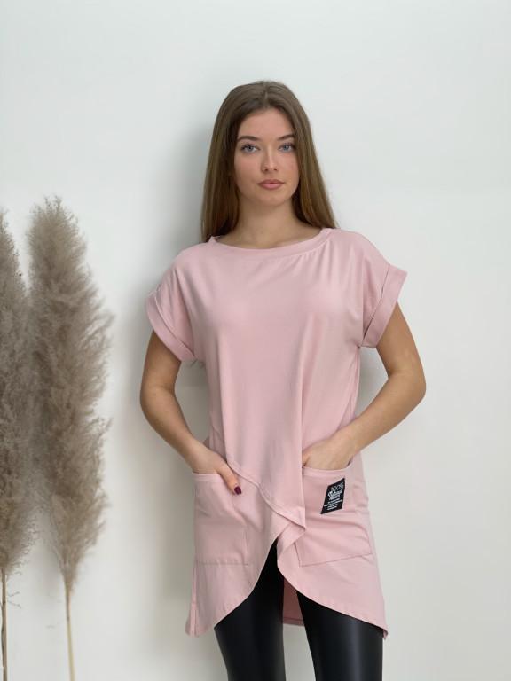 Tričko véčkový spodok 920225