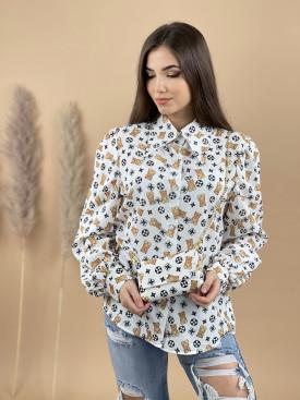 Košeľa mackovia 9524