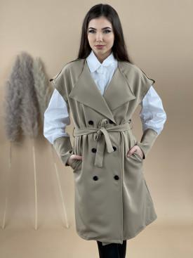 Košeľa s kabátikom 53059